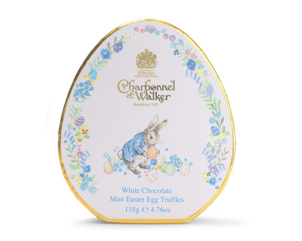 Peter Rabbit White Chocolate Mini Easter Egg Truffles