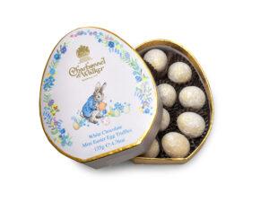 Peter Rabbit White Chocolate Mini Easter Egg Truffles